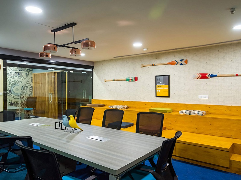 iSprout – Coworking space