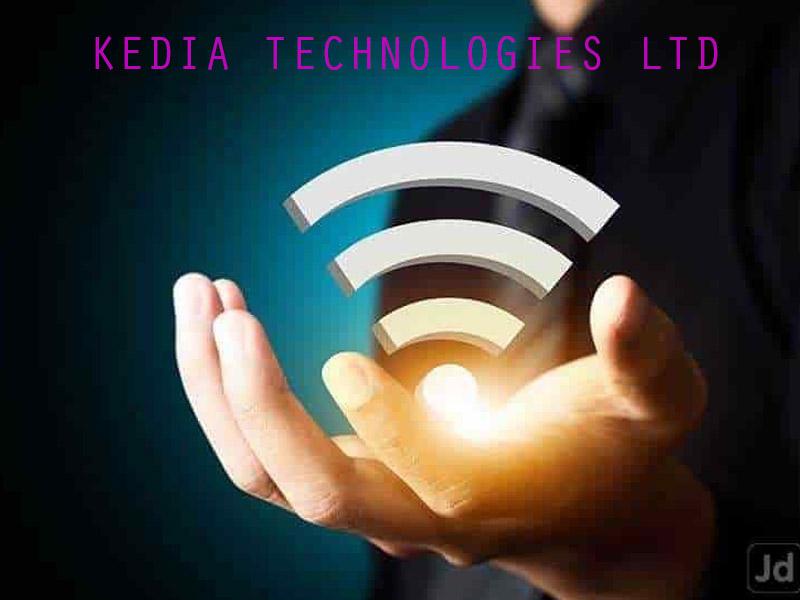 KEDIA TECHNOLOGIES LTD11